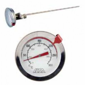 Θερμόμετρο κουζίνας 30cm για τηγανητά και ψητά φαγητά 0ºC έως +300ºC ΙΤΑΛΙΑΣ 23-08-371