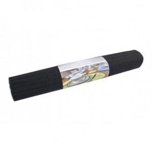 Ρολό αντιολισθητικό ψιλό γενικής χρήσης σε μαύρο χρώμα 500x60cm 200gsm 23-17-979