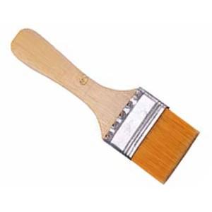 Πινέλο μαγειρικής  με ξύλινη λαβή 24-05-06x